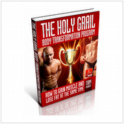 Holy Grail Body Transformation Pgm